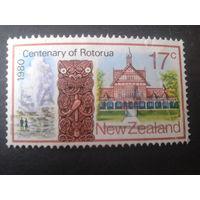 Новая Зеландия 1980 идол