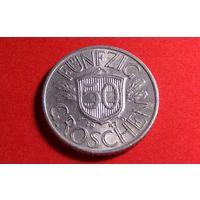 50 грошей 1947. Австрия. Хорошая!