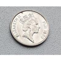 Фиджи 5 центов, 1990 3-14-46