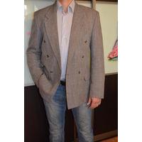 Пиджак серый мужской 50-54/182-190