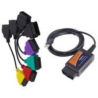 Multiecuscan сканер для Fiat, Alfa Romeo и Lancia
