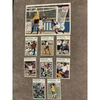 Лесото 1994. Чемпионат мира по футболу Сан-Франциско 94. Полная серия