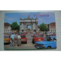 Комплект; ГДР, Потсдам; 1979, 14 открыток (размер 14,5*21 см).