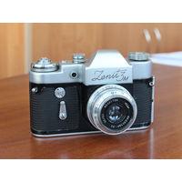 Фотоаппарат Зенит 3м, 1963 г.