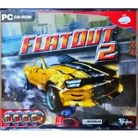 FlatOut 2 (2006) 4CD лицензия
