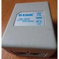 ADSL сплитер D-link DSL-30CF