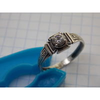 Перстень с камнем