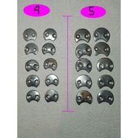Подковки на сапоги #4 и #5