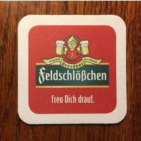 Подставка под пиво Feldschlobchen No 2