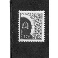 Марокко. Стандарт. Вып 1949  10с