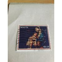 Мальта марки