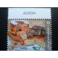 Словения 2005 Европа гастрономия полная