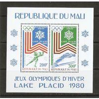 Мали 1980 Олимпийские игры