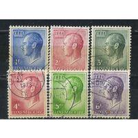 Люксембург 1965-71 Жан фон Люксембург Стандарт
