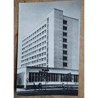 Минск. Общежитие БГУ. 1971 г. Чистая