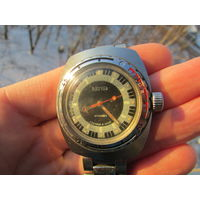 Часы Восток Амфибия (бочка). С рубля!
