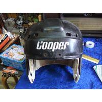 Шлем хоккейный Cooper, 55-56 размер.