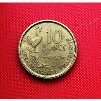 53-19 Франция, 10 франков 1952 г.