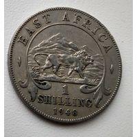 Британская Восточная Африка 1 шиллинг, 1948 3-1-16
