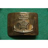 Пряга  ( пряжка )  ВМФ СССР