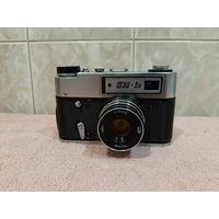 Фотоаппарат ФЭД 5в с объективом