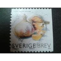 Швеция 2009 чеснок