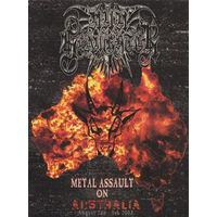 "NunSlaughter ""Metal Assault On Australia"" Digipak-DVD"