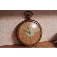 Часы настенные большие в форме карманных
