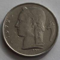 Бельгия, 1 франк 1972 г. 'BELGIE'