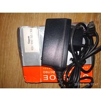 Сетевое зарядное для ретро телефона  Sagem920/930/x5/x6