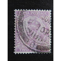 Британская Индия 1911 г. Король Георг V .