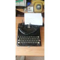 Культовая печатная машинка Remington portable #3