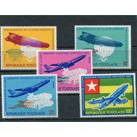 Того. Основание авиационной компании Авиа-Того