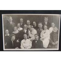 """Фото """"Деревенская свадьба"""", 1930-е гг."""