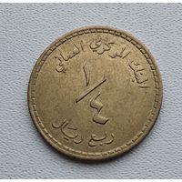 Оман 1/4 риала, 1980 8-2-12