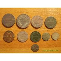 Монеты царской России. Можно выборочно.