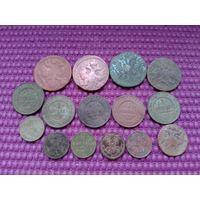 Лот монет царской России
