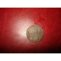 5 грошей 1931 года Польша