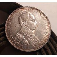 3 марки Пруссия 1914