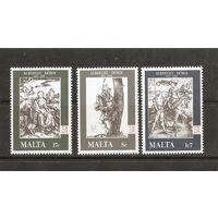 1978 Мальта Живопись Дюрер