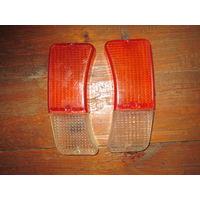 Плафоны передние (комплект) для автомобиля Москвич-ИЖ 412-ИЭ-028