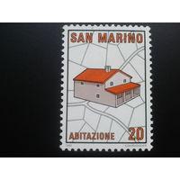 Сан-Марино 1981 дом