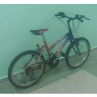 Велосипед подростковый горный.