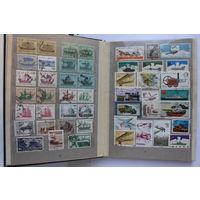 Альбом с марками 16 страниц (марки - Польша)
