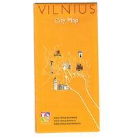 Карманная карта Вильнюса