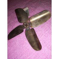 Крыльчатка вентилятора (металл)