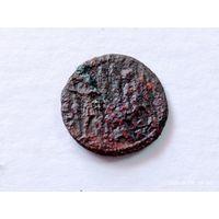 Монета очень старая возможно Рим или Ватикан , Греция  . В любом случае редкая .с рубля .