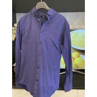 Рубашка мужская новая  oodji маркировка 182/37
