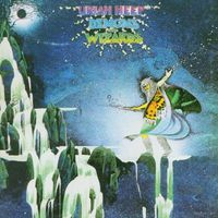 "Uriah Heep  - CD ""Demons & Wizards"" [Original recording remastered, Extra tracks] 1996 /  made in UK"