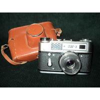 Фотоаппарат ФЭД 5  с объективом ФЭД И-61